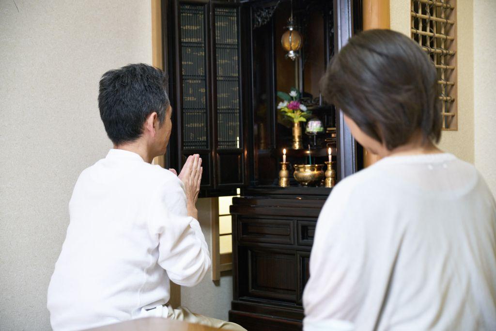形見分け時期 札幌